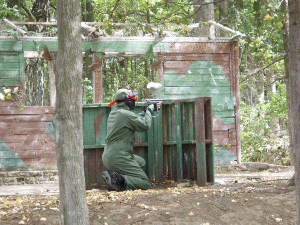 Pilsen Paintball